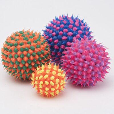 UV Spinky Ball - Sæt m/2 bolde