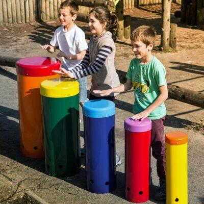 Rainbow Sambas - Trommer