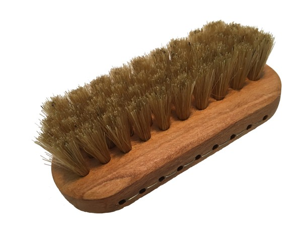 Hård børste