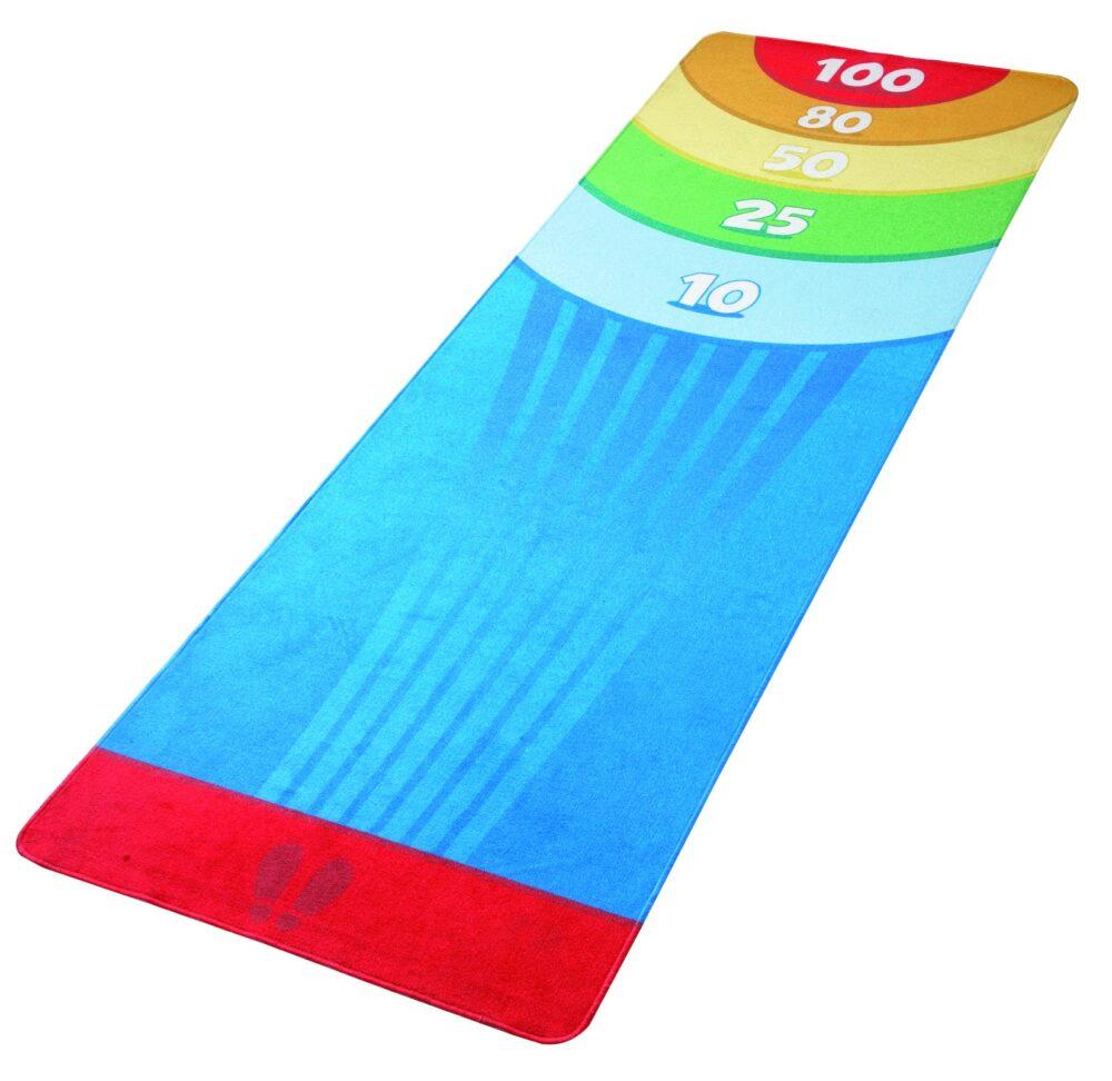 Kastespil - tæppe