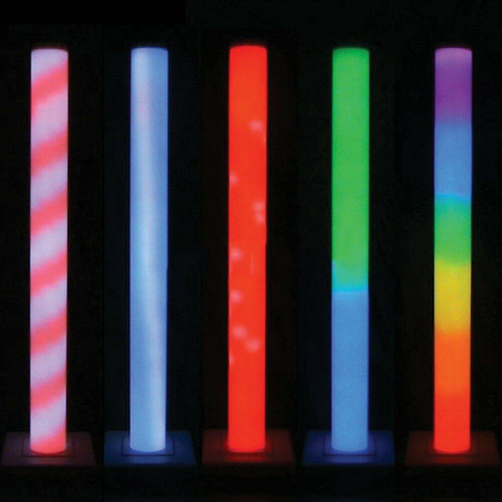 LED Regnbuerør
