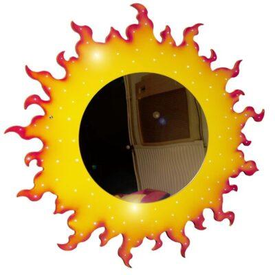 LED spejl - Sol