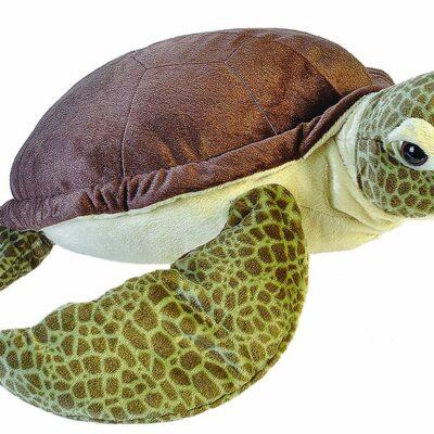Skildpadden Herbert med varme og tyngde - 65 cm