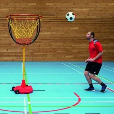 Stor basketball kurv