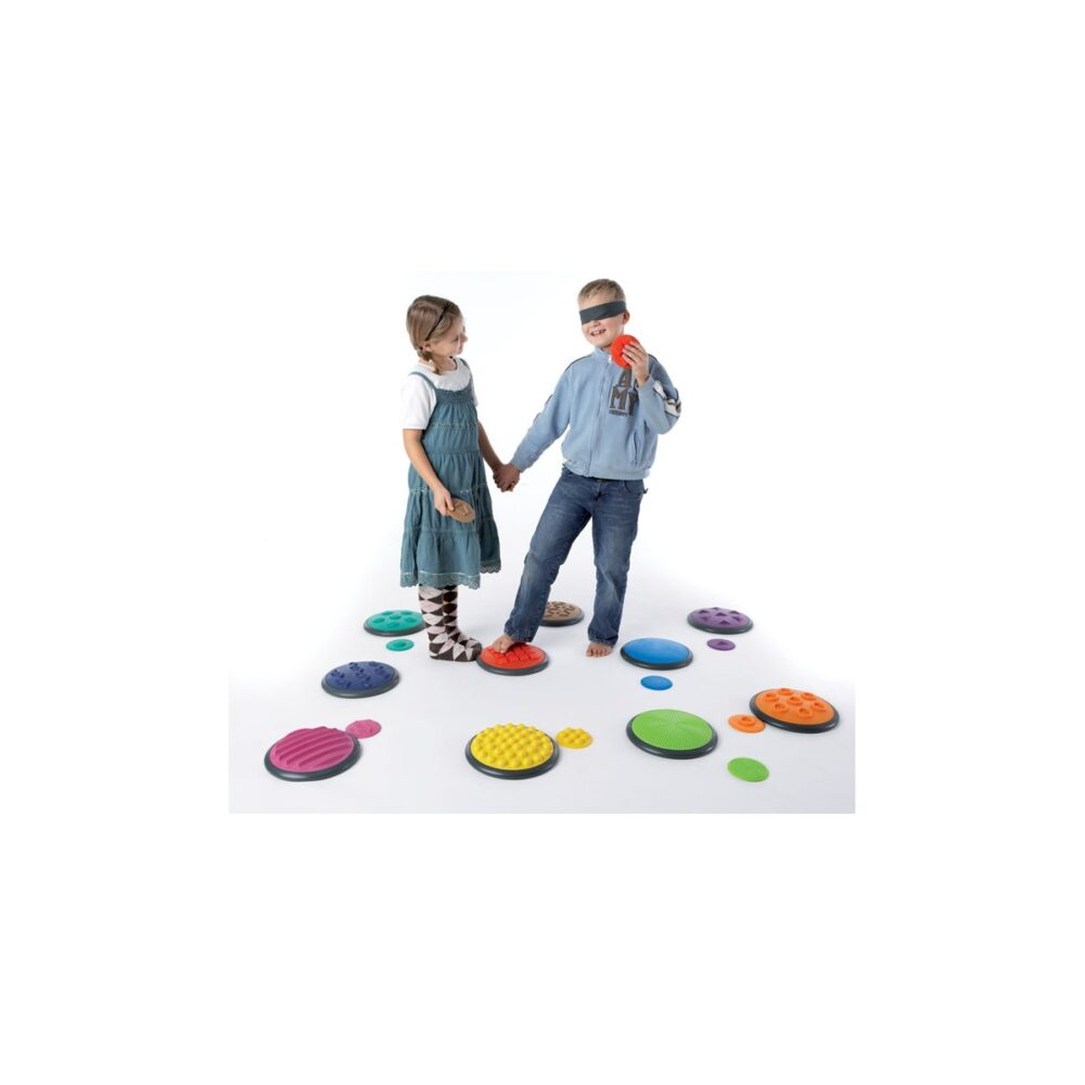 Taktile sanseskiver til børn