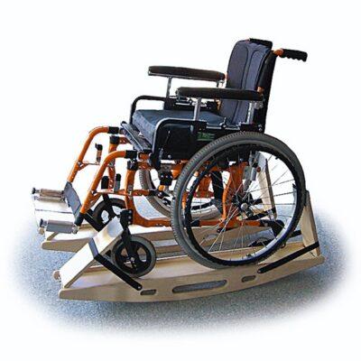 Gyngeskinner til kørestol